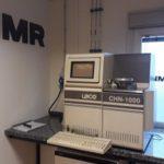Lab analyzer C-H-N