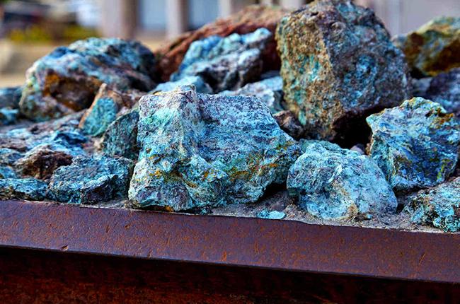 Cobalt Mineral