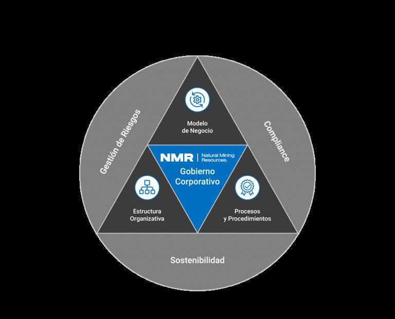 NMR modelo gobernanza corporativa