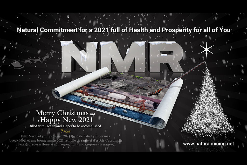 Best Wishes from NMR